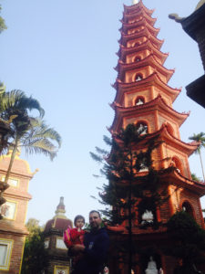 Tran Quoc Temple (oldest Buddhist Temple)